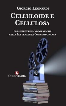 Antondemarirreguera.es Celluloide e cellulosa. Presenze cinematografiche nella letteratura contemporanea Image