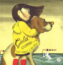 Letterarioprimopiano.it Giulia corre . Ediz. a colori Image