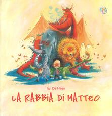 Antondemarirreguera.es La rabbia di Matteo. Ediz. a colori Image