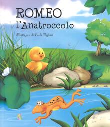 Antondemarirreguera.es Romeo l'anatroccolo. Ediz. a colori Image