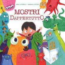 Museomemoriaeaccoglienza.it Mostri dappertutto. Ediz. illustrata Image