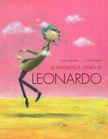 Steamcon.it La fantastica storia di Leonardo. Ediz. a colori Image