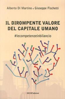 Listadelpopolo.it Il dirompente valore del capitale umano. #lecompetenzeinbilancio Image