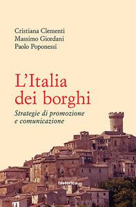 L' Italia dei borghi. Strategie di promozione e comunicazione