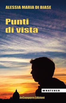 Punti di vista - Alessia Maria Di Biase - copertina
