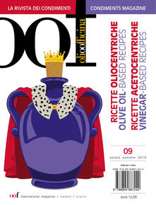 Camfeed.it OOF international magazine (2019). Vol. 9: Ricette oliocentriche. Ricette acetocentriche-Olive oil-based recipes. Vinegar-based recipes. Image