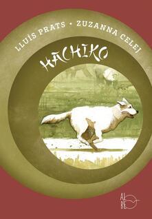 Hachiko. Il cane che aspettava - Lluís Prats Martínez - copertina