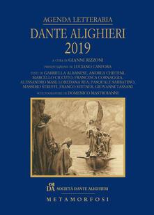 Radiospeed.it Agenda letteraria Dante Alighieri 2019 Image