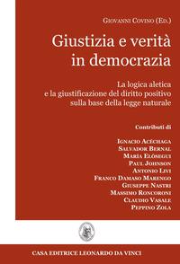 Giustizia e verità in democrazia - Covino Giovanni - wuz.it