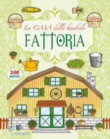 Voluntariadobaleares2014.es Fattoria. La casa delle bambole. Con adesivi Image