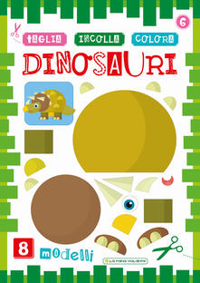 Vitalitart.it Dinosauri. Taglia incolla colora Image