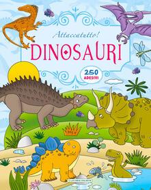 Antondemarirreguera.es Dinosauri. Attaccatutto. Con adesivi Image