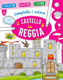 Winniearcher.com Il castello & la reggia. Completa & colora Image