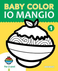 Aboutschuster.de Io mangio. Baby color. Ediz. a colori Image