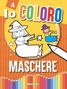 Maschere. Io coloro. Ediz. a colori.pdf