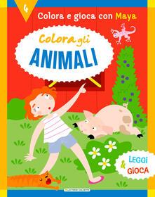 Winniearcher.com Colora gli animali Image
