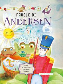 Ipabsantonioabatetrino.it Favole di Andersen. Fiabe meravigliose prima di dormire. Ediz. a colori Image