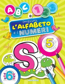 Winniearcher.com ABC e 123. Impara l'alfabeto e i numeri. Ediz. illustrata Image