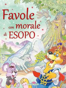 Ascotcamogli.it Favole con morale di Esopo Image