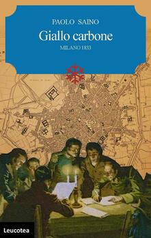 Amatigota.it Giallo carbone. Milano 1833 Image