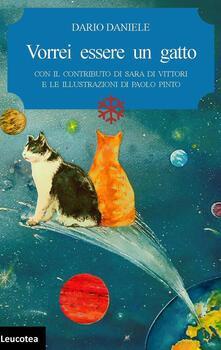 Vorrei essere un gatto - Dario Daniele - copertina