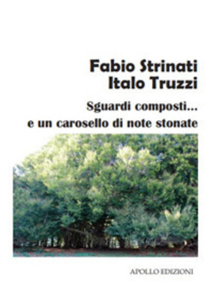 Sguardi composti... e un carosello di note stonate - Fabio Strinati,Italo Truzzi - copertina