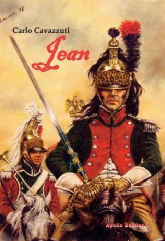 Jean - Carlo Cavazzuti - copertina