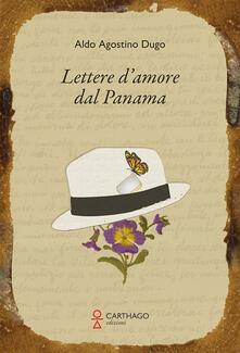 Ascotcamogli.it Lettere d'amore dal Panama Image