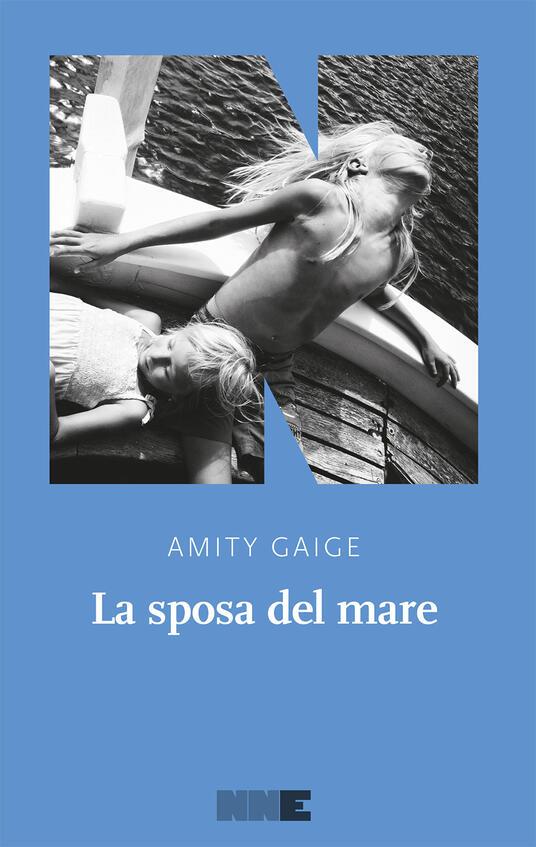 La sposa del mare - Amity Gaige - copertina