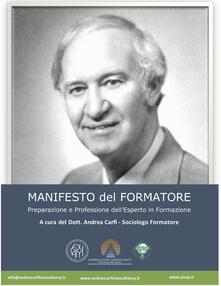 Lpgcsostenible.es Manifesto del formatore. Preparazione e professione dell'esperto in formazione Image