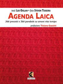 Winniearcher.com Agenda laica. 366 precetti e 366 parabole su amore vita tempo Image