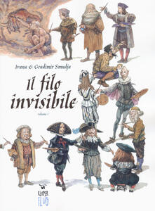 Winniearcher.com Il filo invisibile. Vol. 1 Image