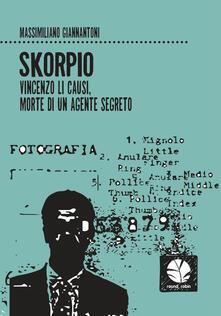 Steamcon.it Skorpio. Vincenzo Li Causi, morte di un agente segreto Image