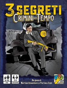 3 Segreti - Crimini nel Tempo