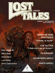 Daddyswing.es Lost tales. Digipulp magazine (2018). Vol. 1: Horror. Image