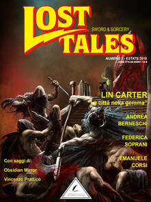 Winniearcher.com Lost tales. Digipulp magazine (2018). Vol. 1: Sword and sorcery. Image