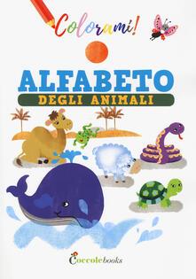 Tegliowinterrun.it Alfabeto degli animali. Ediz. a colori Image
