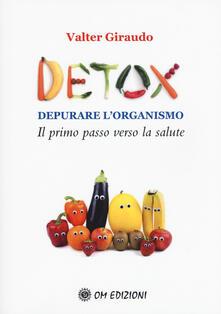 Librisulladiversita.it Detox depurare l'organismo. Il primo passo verso la salute Image