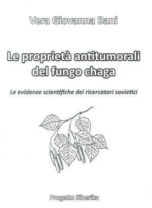 Le proprietà antitumorali del fungo chaga