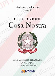 Criticalwinenotav.it Costituzione, Cosa nostra Image