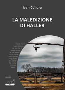 La maledizione di Haller - Ivan Collura - copertina