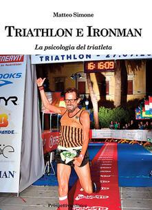 Charun.it Triathlon e ironman. La psicologia del triatleta Image