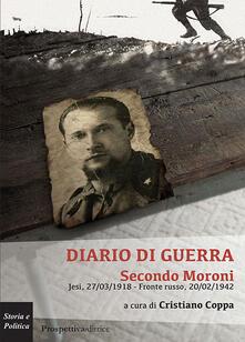 Winniearcher.com Diario di guerra. Secondo Moroni. Jesi, 27/03/1918-fronte russo, 20/02/1942 Image