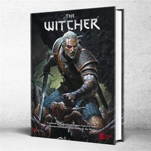 Giocattolo The Witcher. GDR. Gioco da tavolo - ITA Need Games