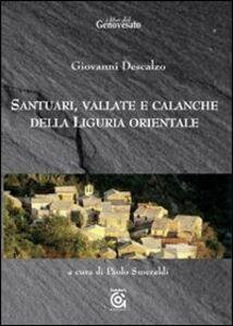 Santuari, vallate e calanche della Liguria orientale