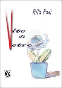 Vite di vetro - Rita Pani - copertina