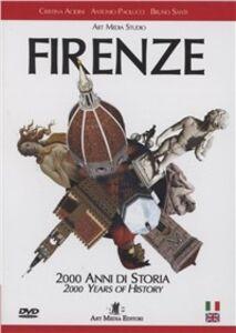 Firenze. 2000 anni di storia. Con DVD. Ediz. italiana e inglese