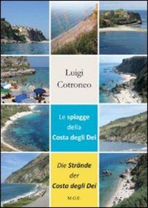 Le spiagge della costa degli Dei-Die strande der costa degli Dei