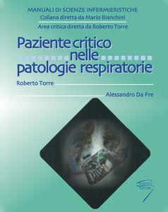 Paziente critico nelle patologie respiratorie