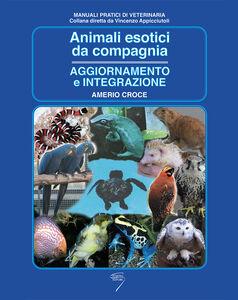 Animali esotici da compagnia. Aggiornamento e integrazione